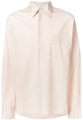Marni oversized shirt