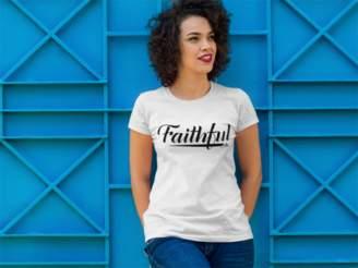 ULTIMATE SHIELD APPAREL Christian T-shirt Faithful Jersey Short Sleeve