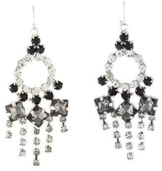 Lulu Frost Crystal Chandelier Earrings