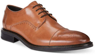 Alfani Men's Paul Leather Cap Toe Derbys, Only at Macy's $99.99 thestylecure.com