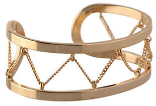BCBGeneration In Chains Crystal Cuff Bracelet