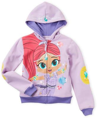 Freeze Kids (Girls 4-6x) Shimmer & Shine Hoodie