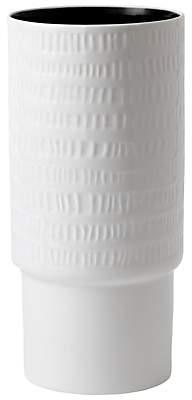 Royal Doulton HemingwayDesign for Bouquet Vase, H30cm, White/Black