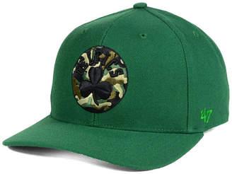 '47 Boston Celtics Camfill Mvp Cap
