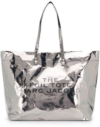 Marc Jacobs large The Foil tote bag