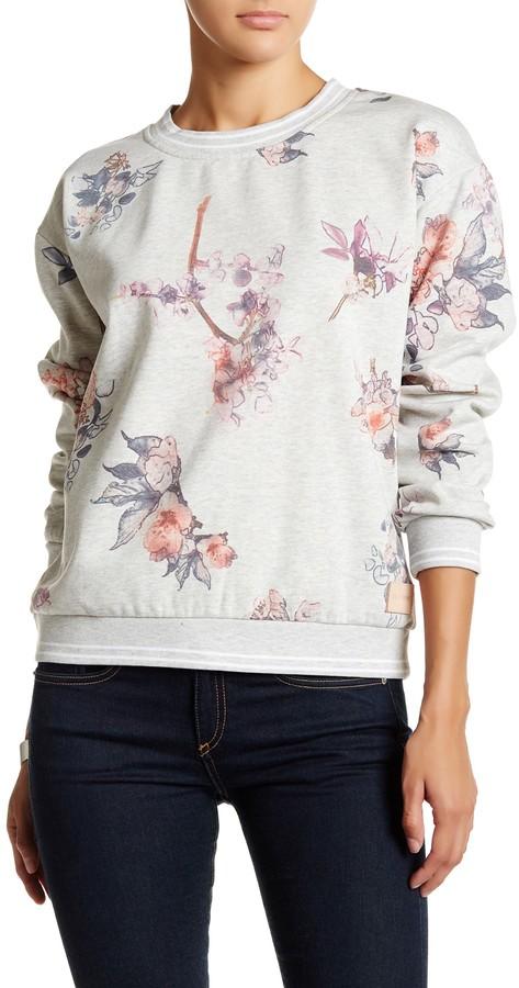 Obey Harper Crewneck Sweater 2
