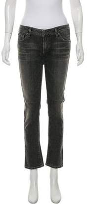Citizens of Humanity Low-Rise Distressed Jeans
