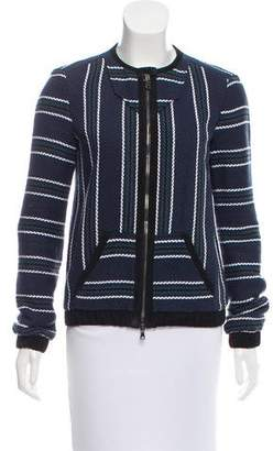 Proenza Schouler Patterned Casual Jacket