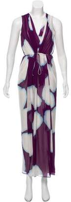 Diane von Furstenberg Hailey Silk Dress