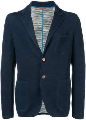 Missoni classic fitted blazer