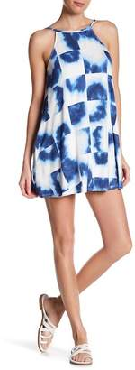 RVCA Pipe Dream Patterned Dress