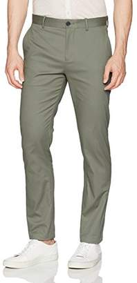 Perry Ellis Men's Stretch 5 Pocket Bedford Chino Pant