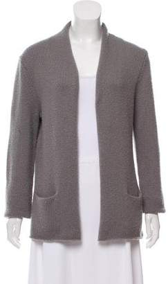 Calvin Klein Collection Cashmere Open Front Cardigan