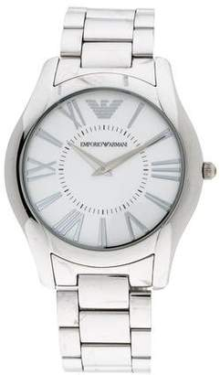 Emporio Armani Super Slim Watch