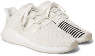 adidas Eqt Support 93/17 Stretch-Knit Sneakers