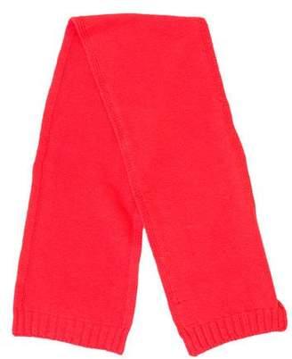 Paul Smith Knit Wool Scarf