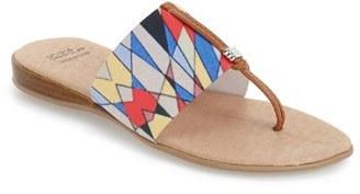 Women's Andre Assous 'Nice' Sandal $88.95 thestylecure.com