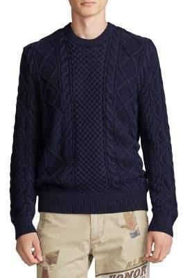 Polo Ralph Lauren The Iconic Fisherman's Sweater