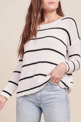 BB Dakota Daniel Striped Sweater