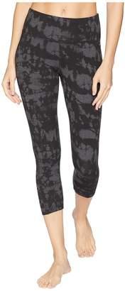 Jockey Active Macrame Printed Leggings Women's Casual Pants