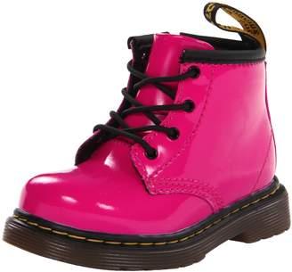 Dr. Martens Unisex brooklee b infants boot, Hot Pink, 5 UK(6 M US Toddler)