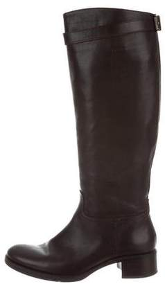 Barneys New York Barney's New York Leather Knee-High Boots