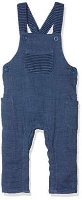 Benetton Baby Boys Dungarees,(Manufacturer size: 56)
