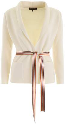 Loro Piana Belted Knitted Cardigans