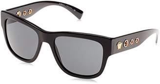 Versace Men's 0VE4319 GB1/87 Sunglasses