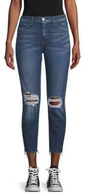 L'Agence Abigail Slim-Fit Jeans