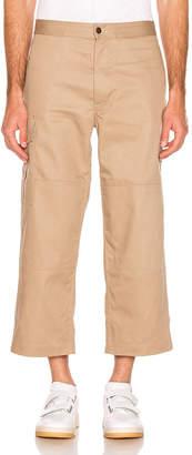 Jacquemus Cargo Pants in Dark Beige | FWRD