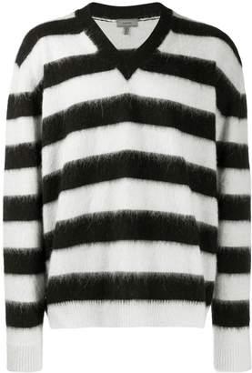 Lanvin striped sweater