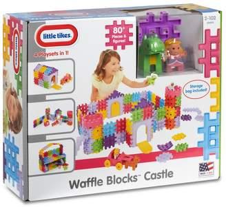 Little Tikes MGA Waffle Blocks Castle