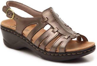 Clarks Lexi Marigold Wedge Sandal - Women's