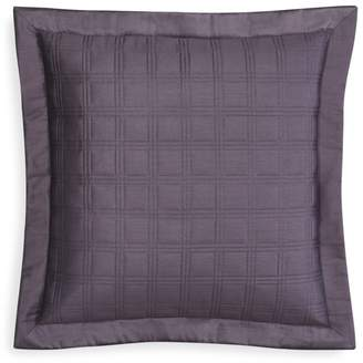 Home Treasures Block Quilted Euro Sham