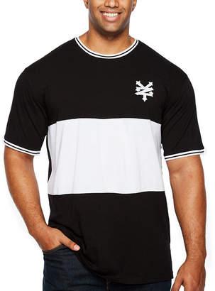 Zoo York Mens Crew Neck Short Sleeve T-Shirt-Big and Tall