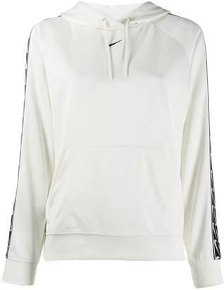 Nike monochrome hoodie
