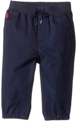 Ralph Lauren Cotton Jogger Pants Boy's Casual Pants