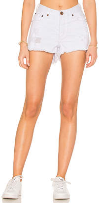 One Teaspoon High Waist Bonitas Short $99 thestylecure.com