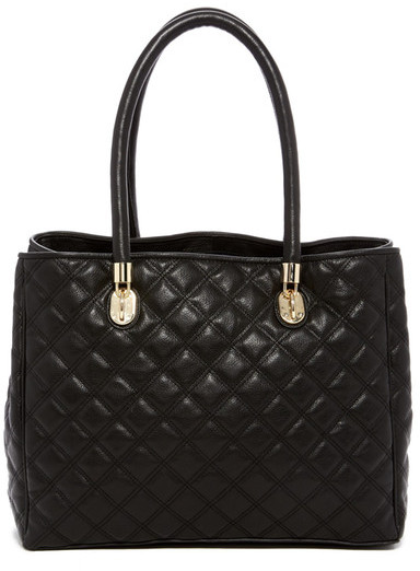 Cole Haan  Cole Haan Benson Quilted Leather Tote