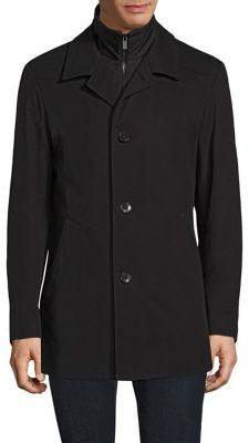 Hugo BossHUGO BOSS Barleto Virgin Wool Blend Jacket