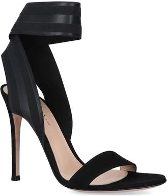 Gianvito Rossi Elastic Sandals 105