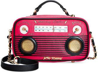 Betsey Johnson Radio Crossbody $98 thestylecure.com