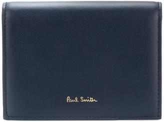 Paul Smith Concertina Swirl card wallet