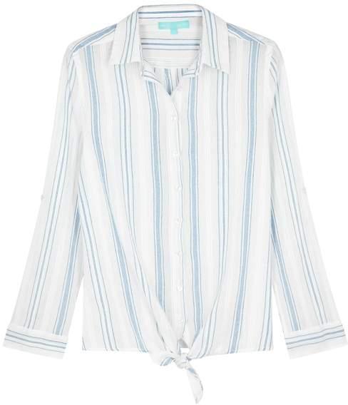 Inny Striped Cotton Shirt