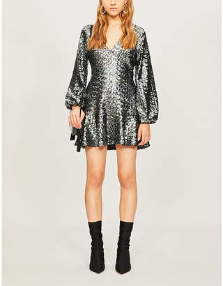 Alexis Renada sequin-embellished dress