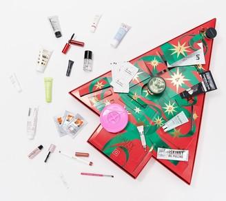 Qvc Beauty Box QVC Beauty Christmas Advent Calendar 24-Piece Sample Collection