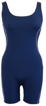 Adoretex Unitard Swimwear (FU001) - X-Large