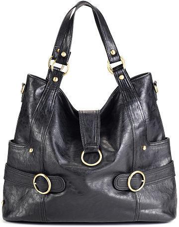 Timi & Leslie Hannah Diaper Bag - Black