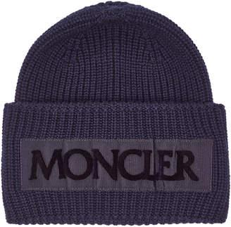 Moncler Virgin Wool Hat